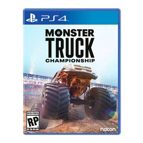 Monster Truck Championship - PlayStation 4 - image 1 of 4