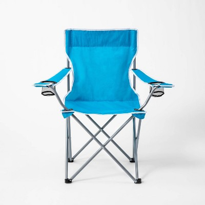 Adult Camp Chair Blue - Sun Squad™