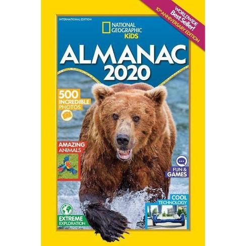 National Geographic Kids Almanac 2020 -  (Paperback) - image 1 of 1