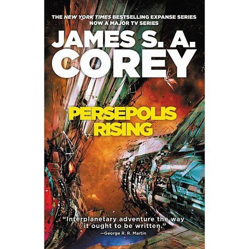 Persepolis Rising Expanse By James S A Corey Hardcover Target