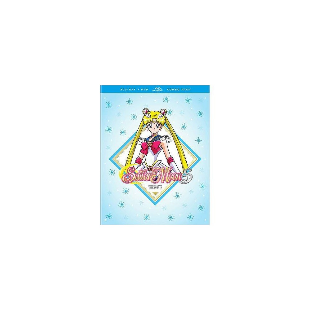 Sailor Moon S Movie (Bd/Dvd Combo) (Blu-ray)