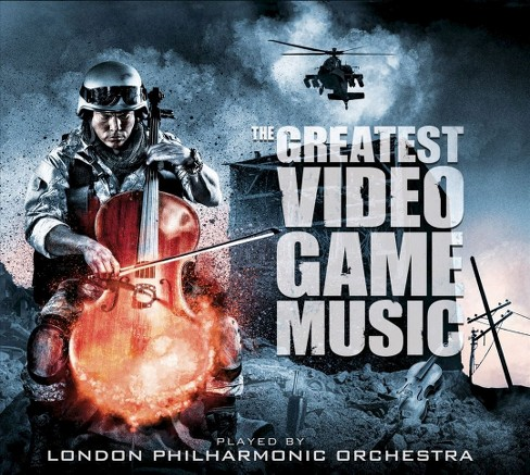 London philharmonic - Greatest video game music (CD) - image 1 of 2