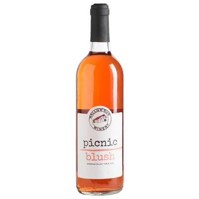 Mallow Run Picnic Blush Wine - 750ml Bottle