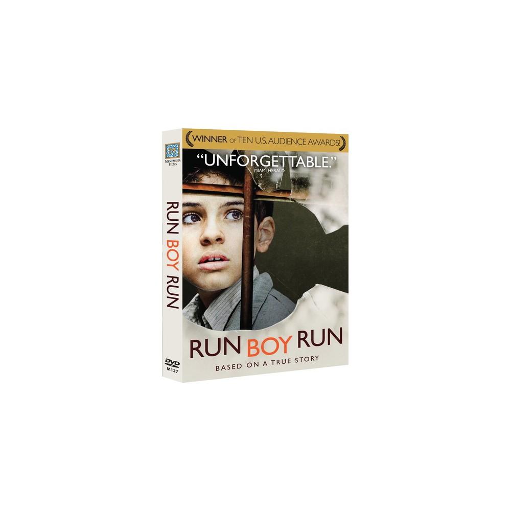 Run boy run (Dvd), Movies Run boy run (Dvd), Movies