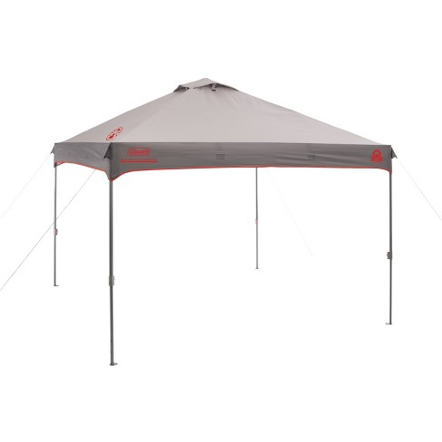 Coleman® Instant Canopy with Sunwall 10'x10' - Gray