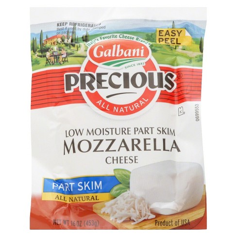 Galbani Precious Mozzarella Cheese - 16oz - image 1 of 1