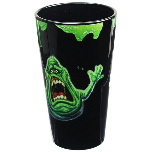 Just Funky Ghostbusters Slimer 16oz Pint Glass - image 1 of 2