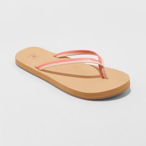7335712635a6 Women s Adrianna Skinny Strap Flip Flop - Shade   Shore™   Target