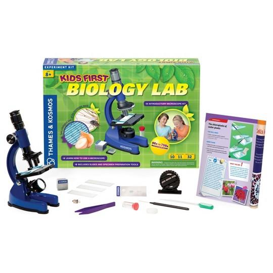 Thames & Kosmos Kids First Biology Lab image number null