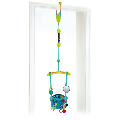 ba27bc7d4315 Bright Starts™ Spring And Bounce Deluxe Door Jumper   Target
