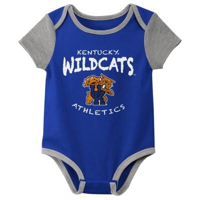 Kentucky Wildcats drool onesie