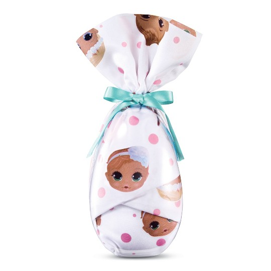 Baby Born Surprise Unwrap Collectible Baby Doll With Color Change Diaper