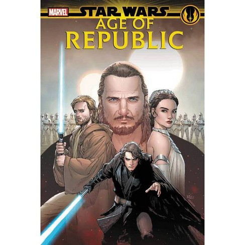 Star Wars: Age of Republic - (Hardcover) - image 1 of 1