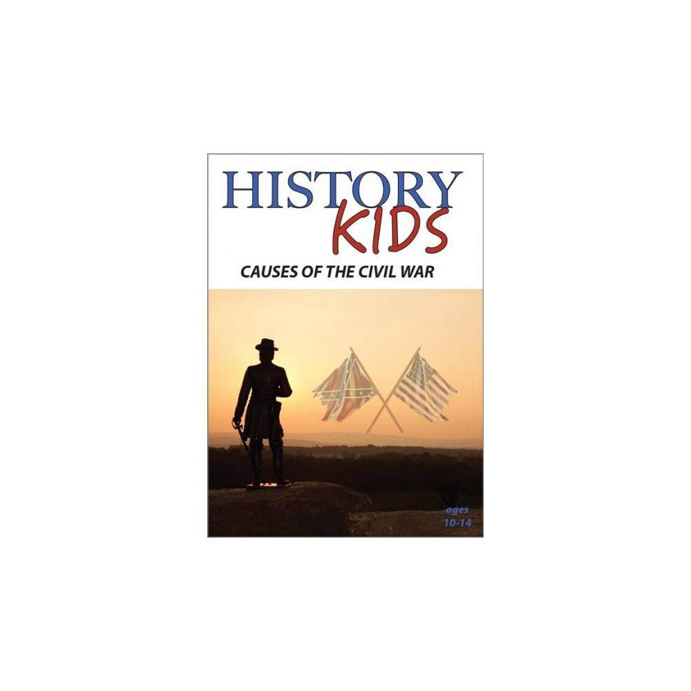 History Kids:Causes Of The Civil War (Dvd)