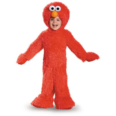 Sesame Street Elmo Extra Deluxe Plush Infant/Toddler Costume