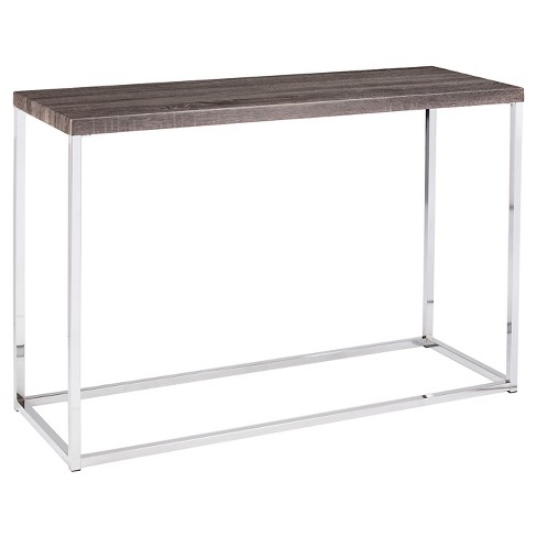 Meadow Console Table - Gray - Aiden Lane - image 1 of 3