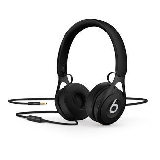 Beats EP Wired On-Ear Headphones - Black