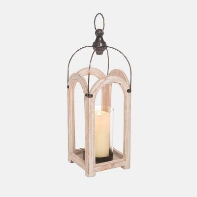 16  Palace Outdoor Lantern - Foreside Home & Garden