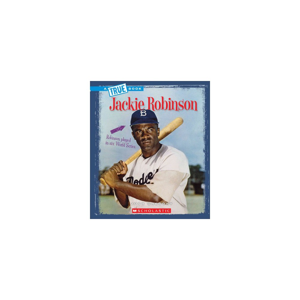 Jackie Robinson (Paperback) (Josh Gregory)