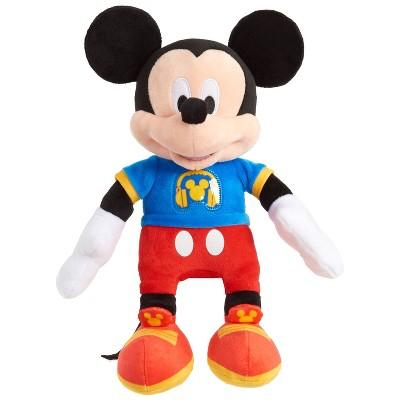 Disney Junior Singing Fun Mickey Plush