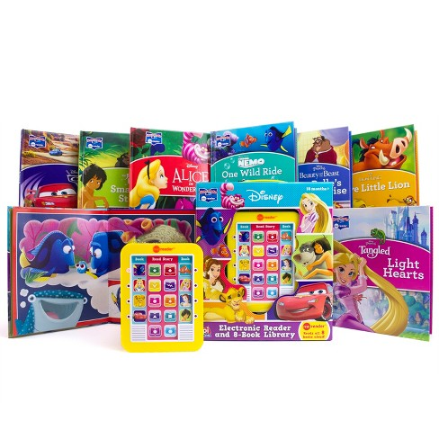 Disney Friends Electronic Me Reader 8-book Boxed Set - image 1 of 12