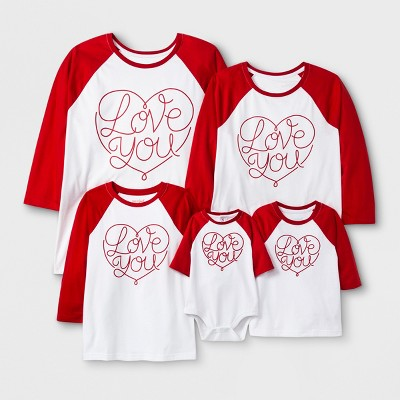 9b16b22c Love You Family T-Shirt Collection : Target