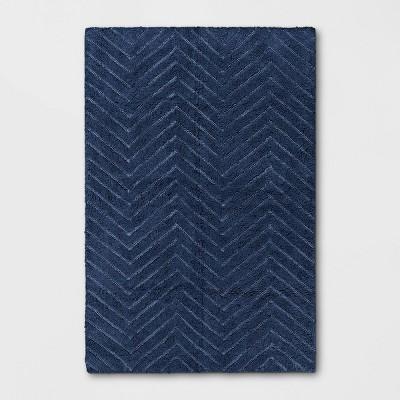 4'x6' Tufted Cotton Chevron Rug - Pillowfort™