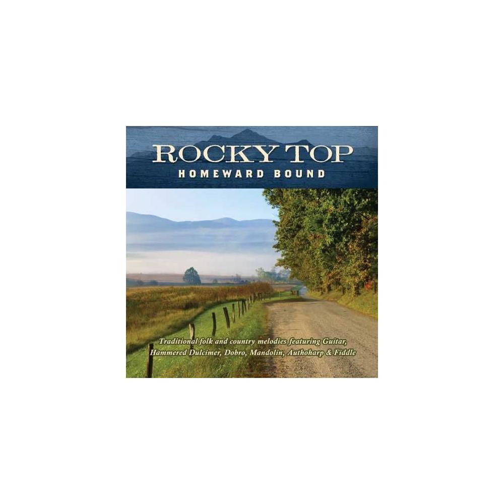 Jim Hendricks - Rocky Top:Homeward Bound (CD)