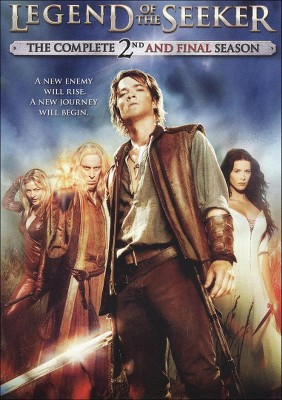 Legend of the seeker same sex