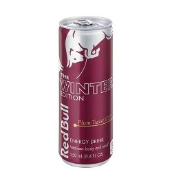 Red Bull Winter Edition Energy Drink - 8.4 fl oz Can