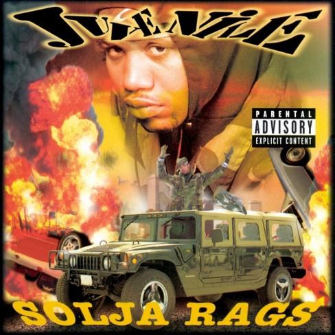 Juvenile - Solja Rags (EXPLICIT LYRICS) (CD) - image 1 of 1
