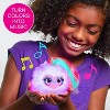 Pomsies Lumies - Rainbow Charged Interactive Pet - Dazzle GoGo - image 3 of 4