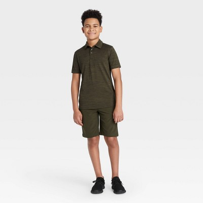 Boys' Golf Polo Shirt - All in Motion™