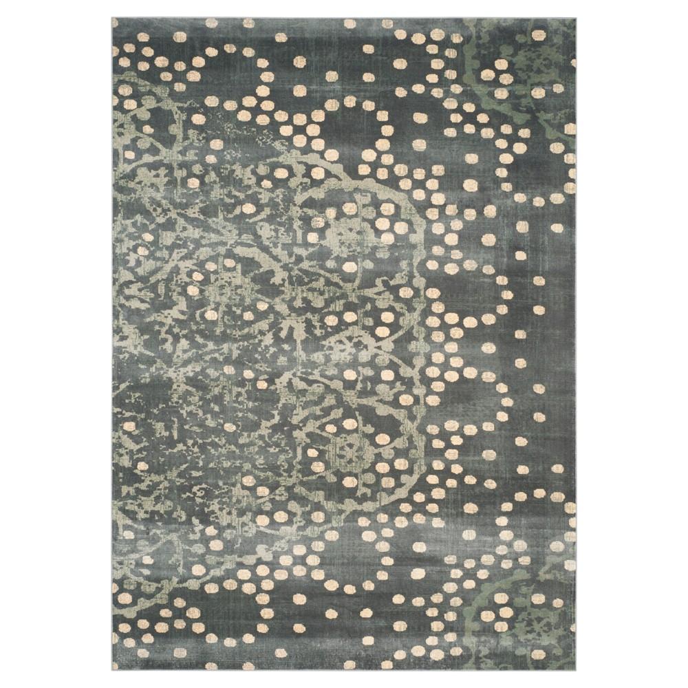 Constellation Vintage Rug - Gray/Multi - (6'7