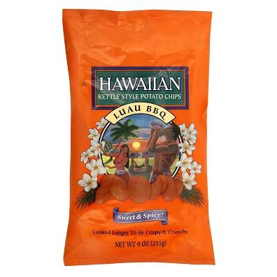Potato Chips: Hawaiian Kettle Style