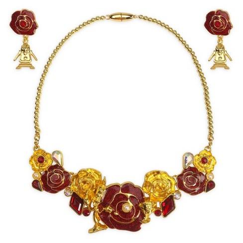 Disney Jewelry Set Belle - Disney store - image 1 of 3