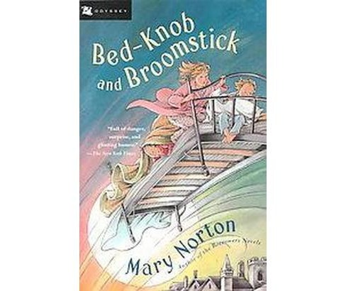 Bed-Knob and Broomstick (Paperback) (Mary Norton) - image 1 of 1