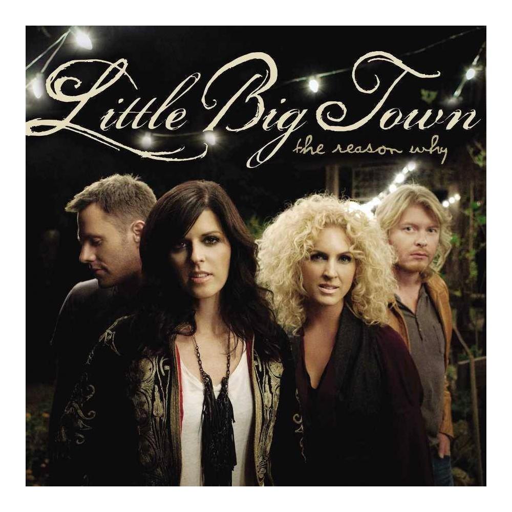 Little Big Town The Reason Why Lp Vinyl