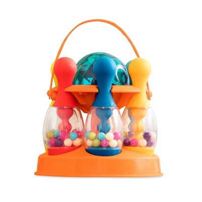 B. toys Kids' Bowling Set - Let's Glow Bowling!