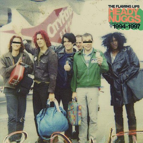 Flaming lips - Heady nuggs 20 years after clouds tas [Explicit Lyrics] (Vinyl) - image 1 of 1