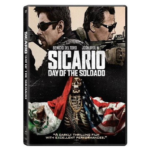 Sicario: Day Of The Soldado (DVD) - image 1 of 1