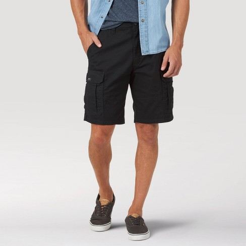 "Wrangler Men's 10"" Relaxed Fit Cargo Shorts - image 1 of 4"