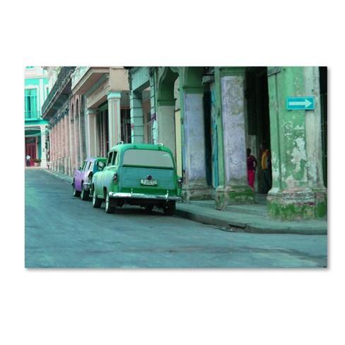 "Trademark Fine Art 47"" X 30"" Masters Fine Art 'Rio Verde Havana' Canvas Art - image 1 of 3"