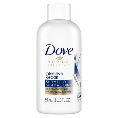 Dove Beauty Intensive Repair Shampoo - 3 fl oz
