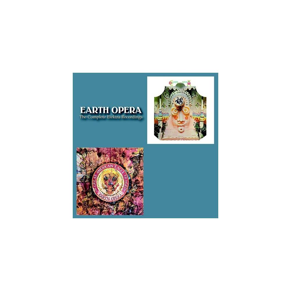 Earth Opera - Complete Elektra Recordings (CD)