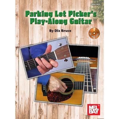 Mel Bay Parking Lot Picker's Play-Along Guitar
