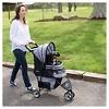 "Gen7Pets Regal Plus Dog & Cat Stroller - 38""L x 17""W - Starry Night - image 3 of 4"