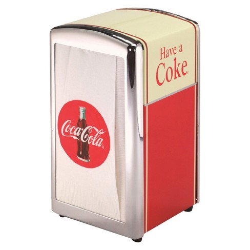 "Coca-Cola "" Have a Coke"" Full size Napkin Holder - image 1 of 1"