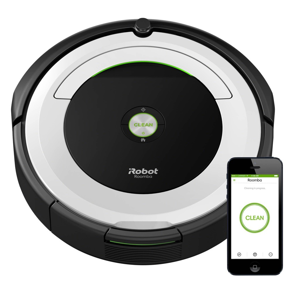 Image of iRobot Roomba 695 Wi-Fi Connected Robot Vacuum
