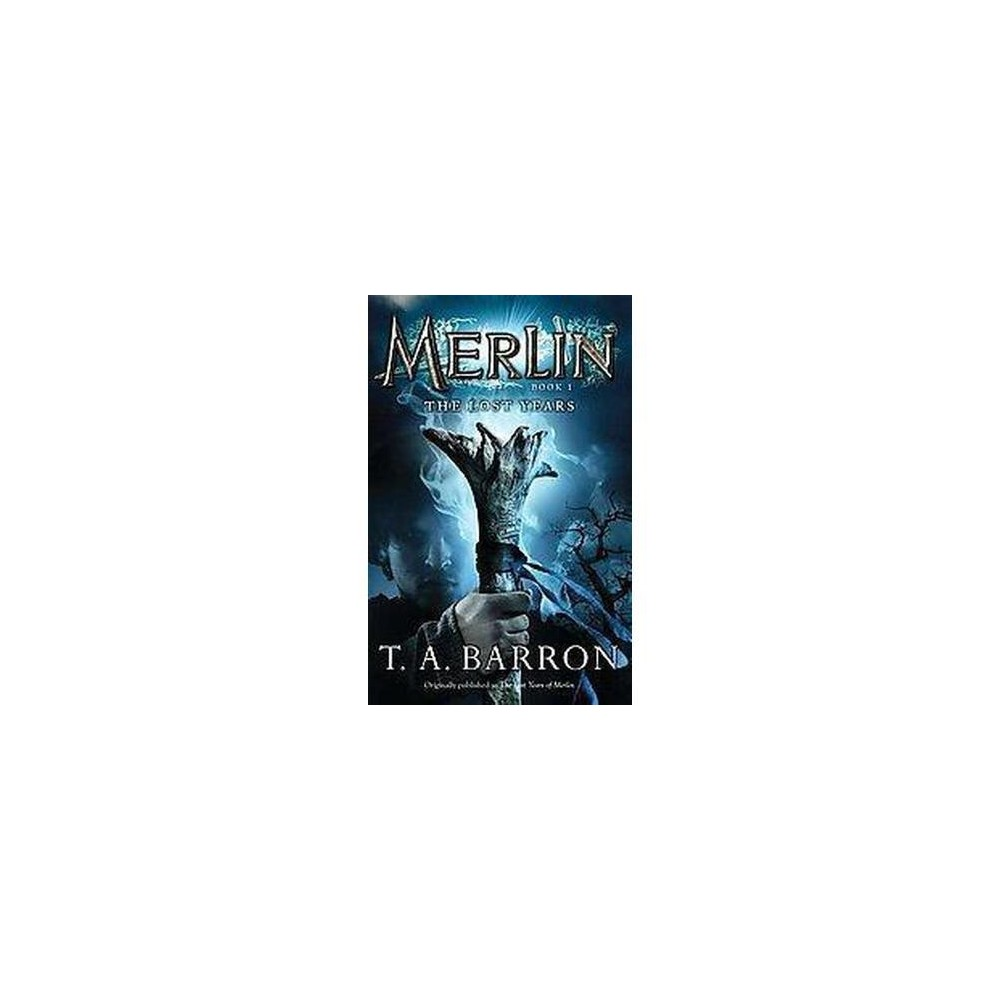 The Lost Years ( Merlin) (Reprint) (Paperback)